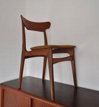 Mid-Century Teak Dining Chairs by Schinning & Elgaard ...