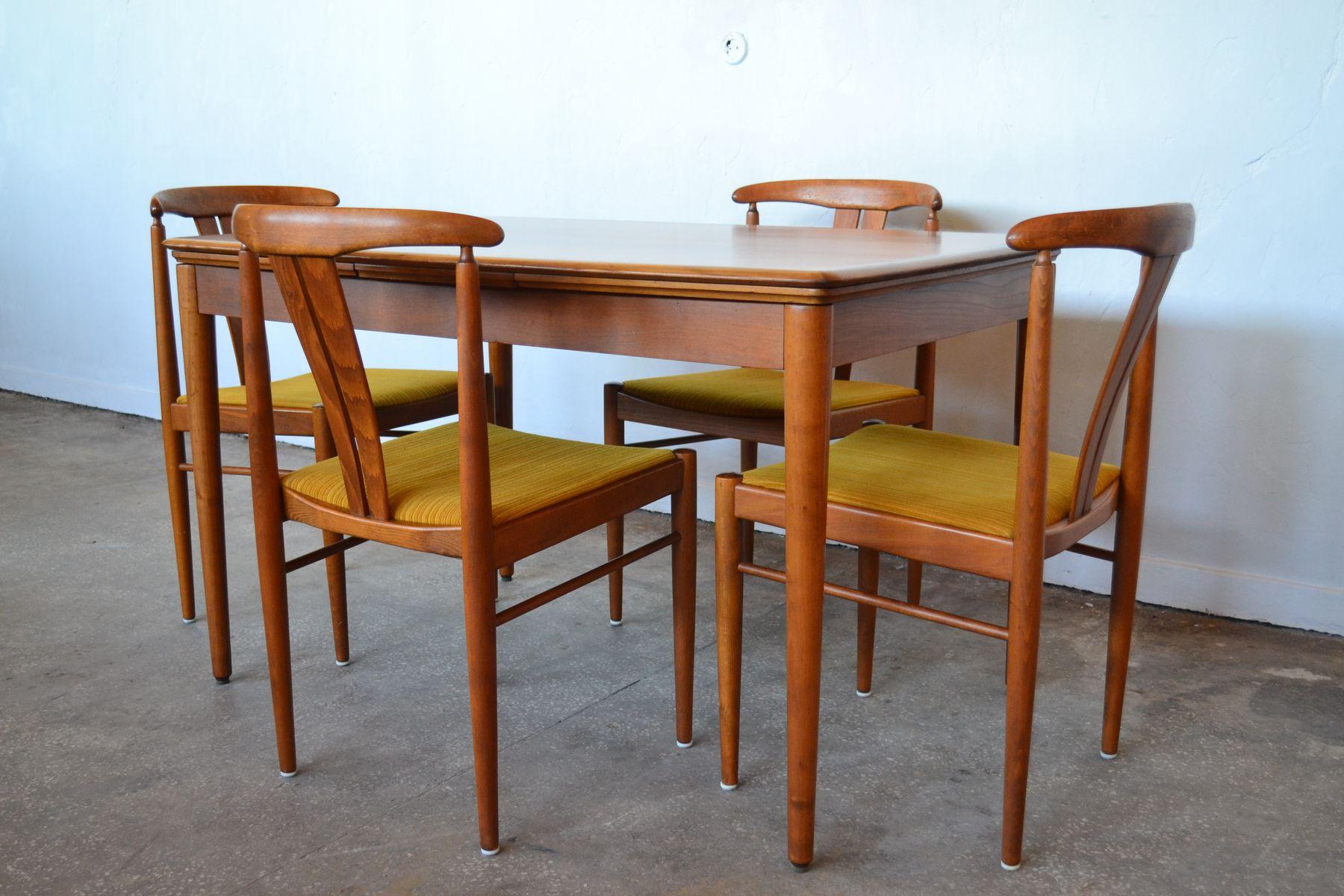 Set da pranzo di Casala anni 60 in vendita su Pamono