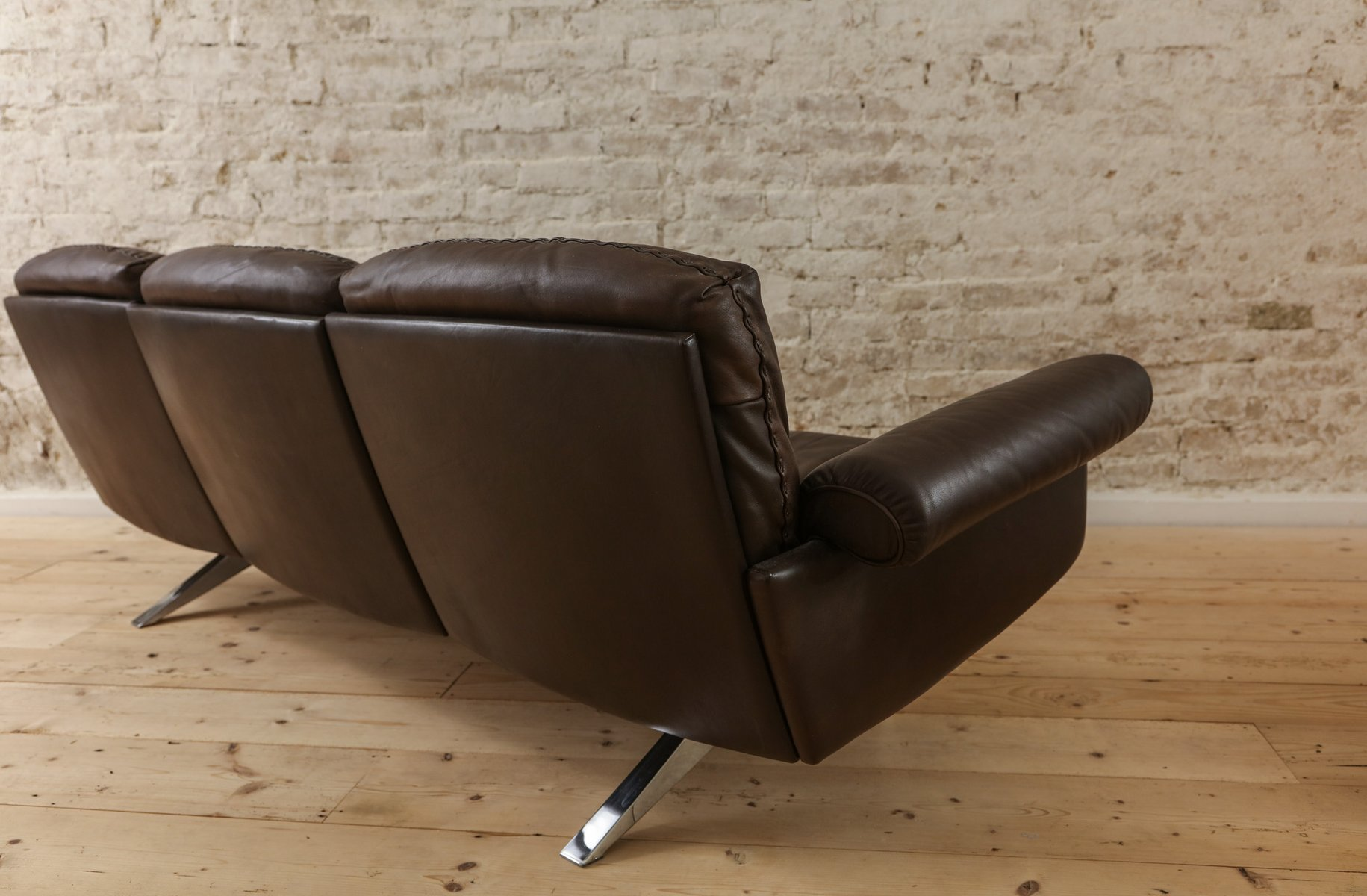 de sede sofa vintage how to make a diy bed leather from for sale at pamono
