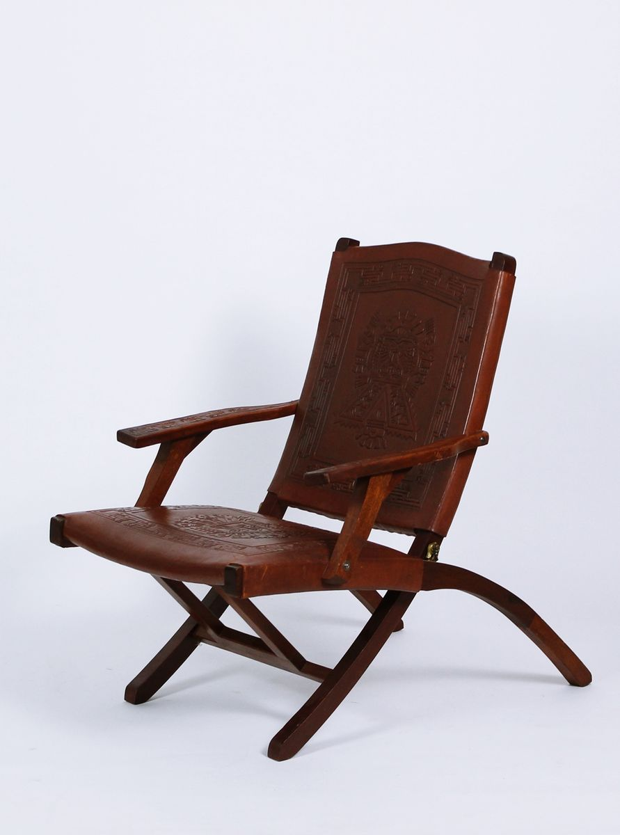 lounge chair leather rental chairs for baby shower mid century peruvian 1960s sale at pamono