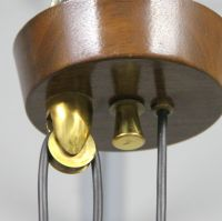 Spanish Pendant Lamp, 1960s for sale at Pamono