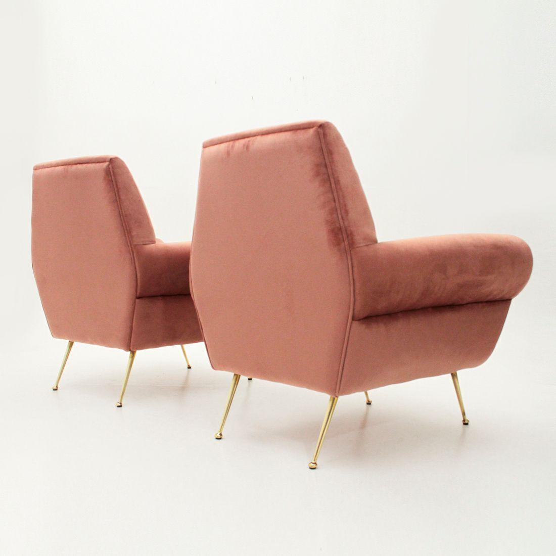 Sessel Rosa Samt Sessel Von Made Günstig Online Kaufen Bei Möbel