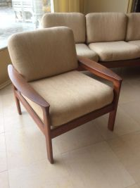 Vintage Living Room Set from Komfort for sale at Pamono
