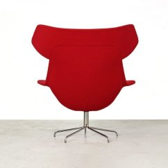 Red Lounge Chair Dining Covers Oyster By Michael Sodeau For Offecct 2008 Sale Price Per Piece
