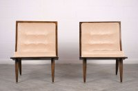 Mid-Century Modern Scoop Chairs, 1960s, Set of 2 for sale ...