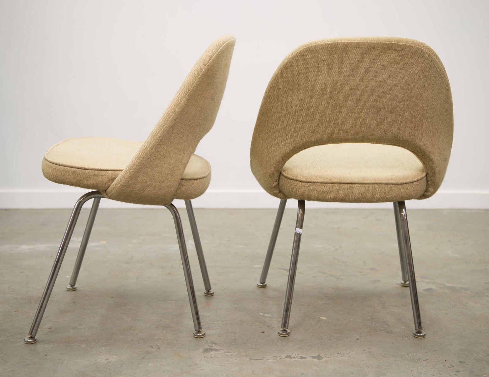 chrome dining chairs australia weird for sale with feet by eero saarinen knoll