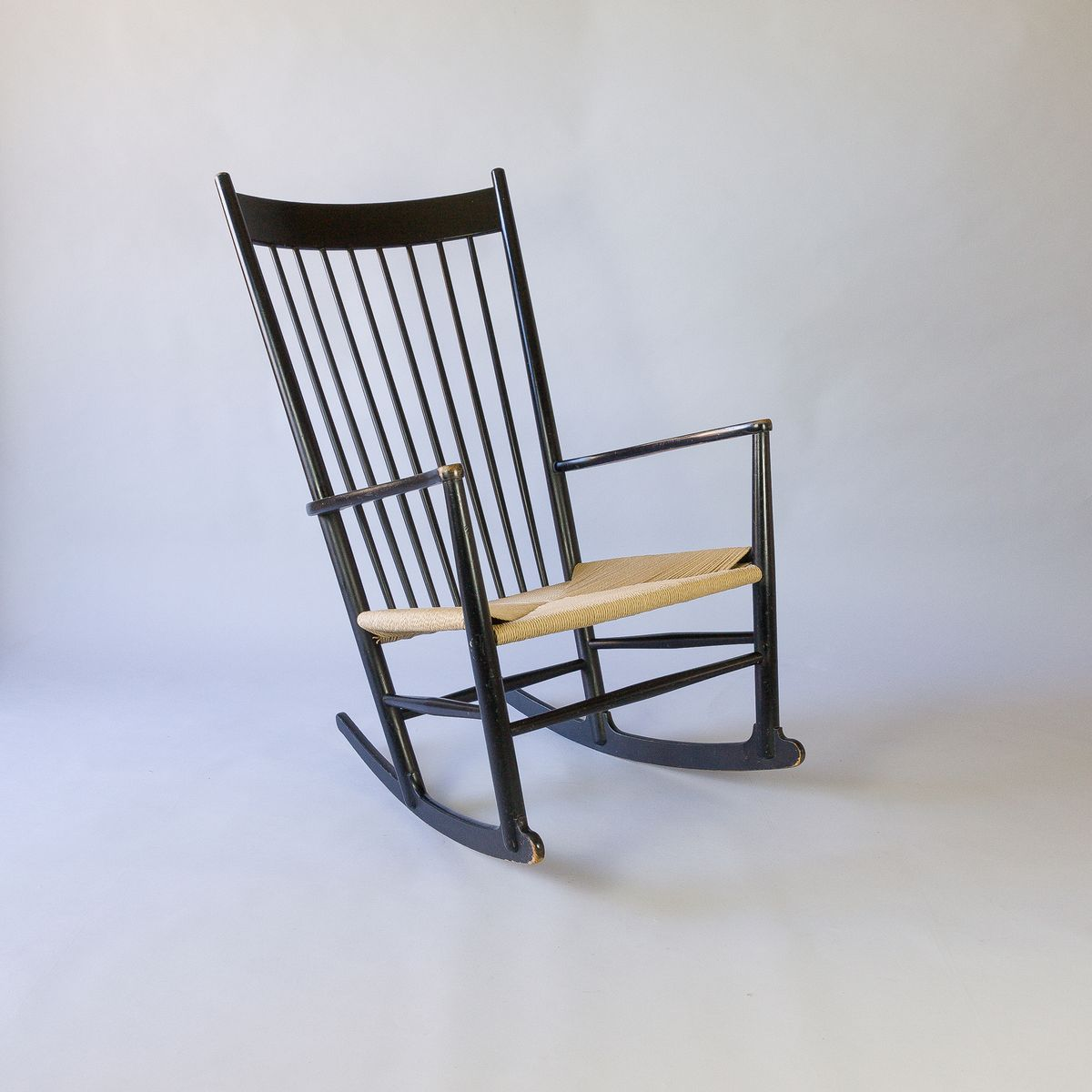 hans wegner rocking chair covers for folding chairs wedding mid century j16 by j fdb sale at price per piece