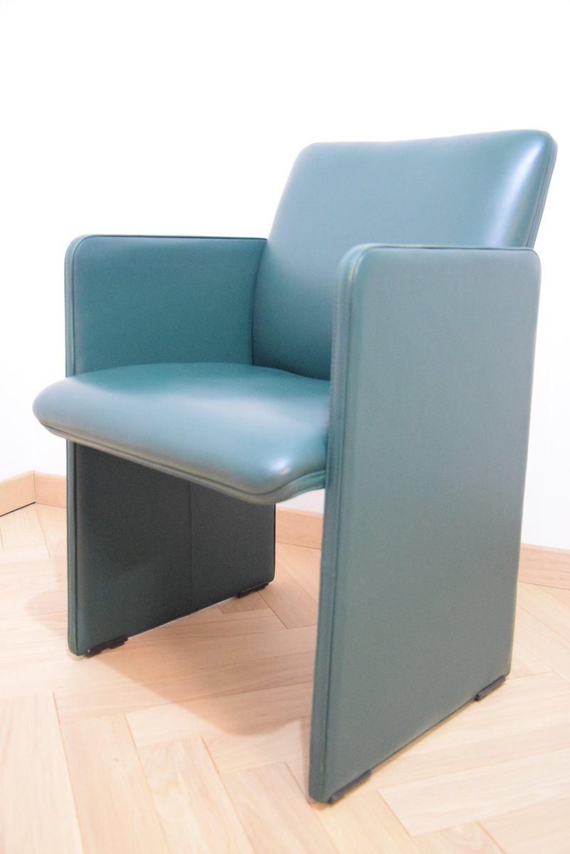 vintage arm chair chairs for farm table armchair by luigi massoni poltrona frau sale at pamono price per piece