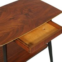 Mid-Century Modern Small Console Table, 1950s for sale at ...