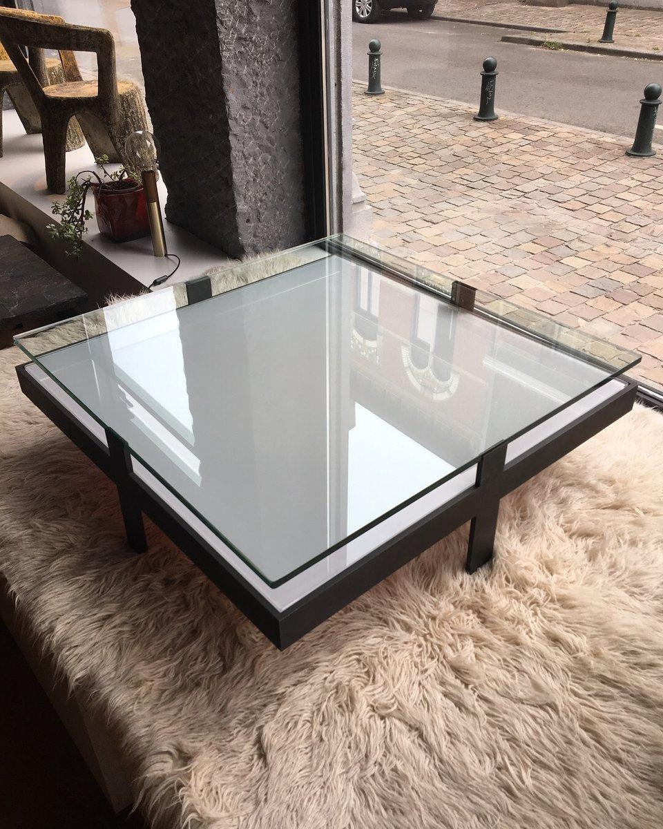 Glas Couchtische Design Couchtisch Carl Svensson Pyramide Mv 3