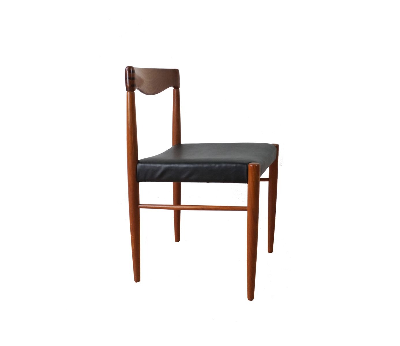 Danish Chair Danish Chair By H W Klein For Bramin 1960s