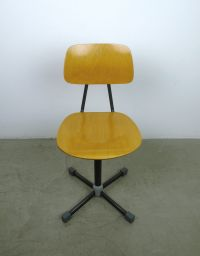 German Adjustable Architect Chair, 1970s for sale at Pamono