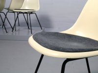 Vintage Fiberglass Side Chair by Charles & Ray Eames for ...