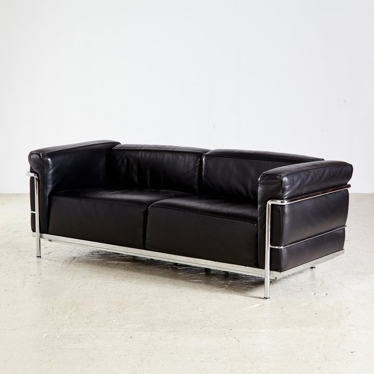 lc3 sofa air bed lowest price by le corbusier pierre jeanneret and charlotte
