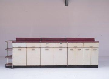 Mobile Cucina Anni 50 | Rimodern Credenza Da Cucina Vintage Anni ...