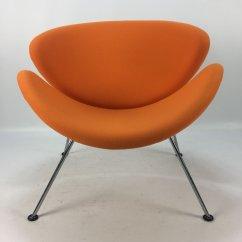 Orange Slice Chair Seat Cushion Vintage By Pierre Paulin For Artifort 1980s Price Per Piece
