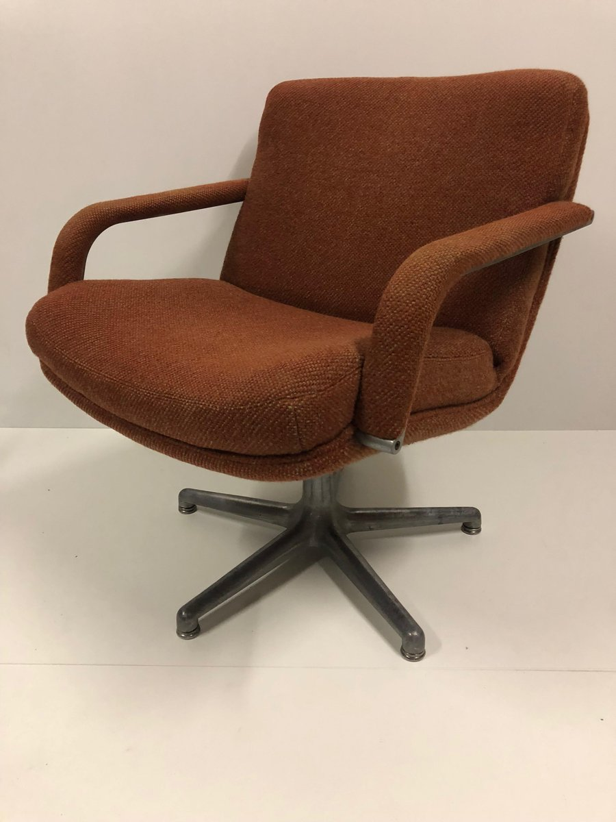 Vintage Swivel Chair Vintage Swivel Chair By Geoffrey Harcourt For Artifort 1970s