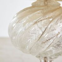 Vintage Crystal Floor or Table Lamp, 1960s for sale at Pamono
