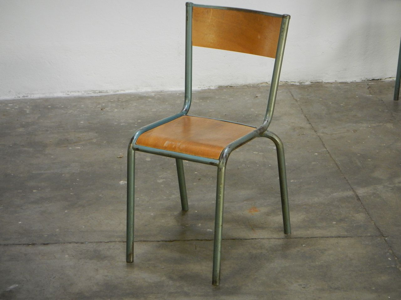 Vintage School Chairs Vintage School Chairs Set Of 6