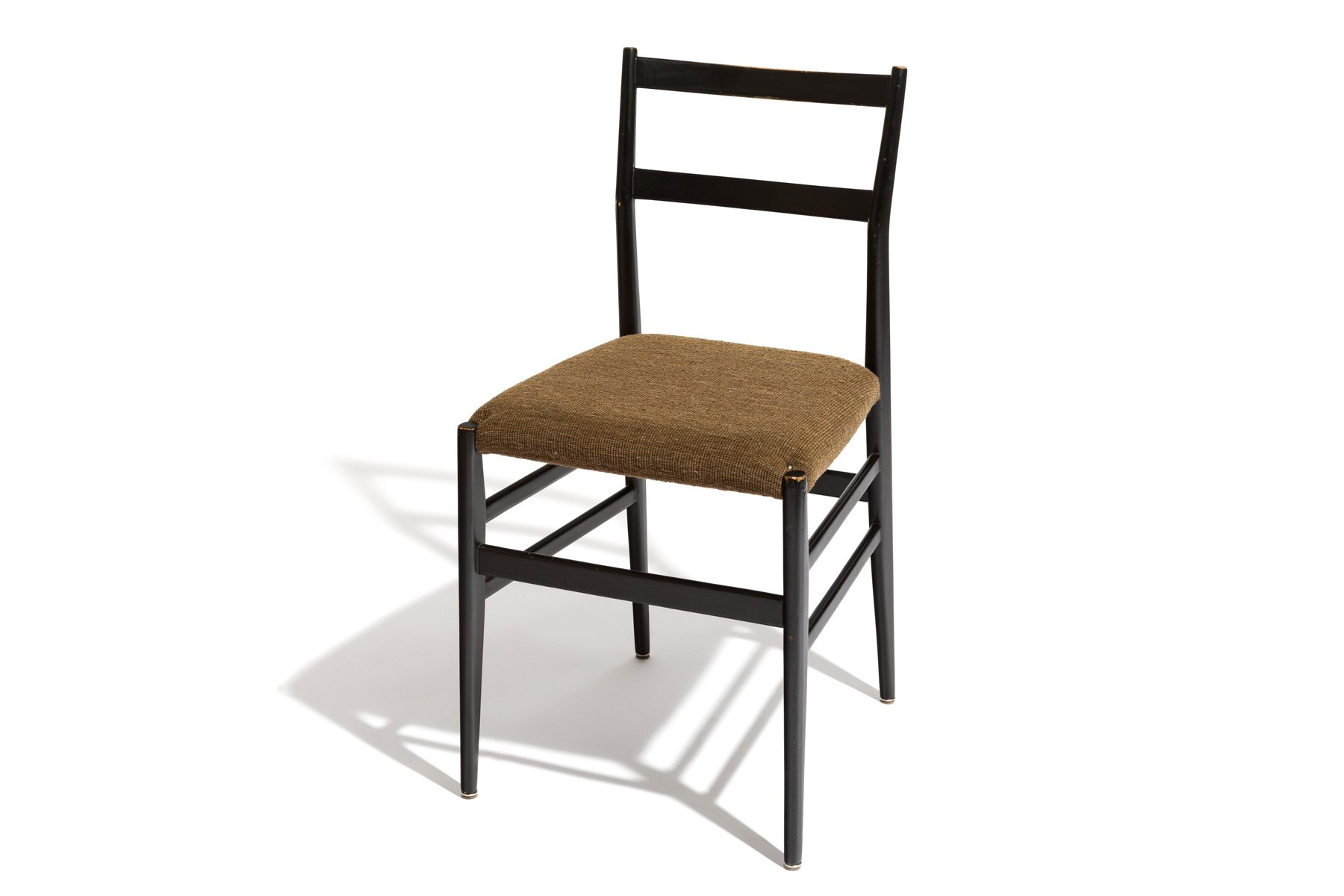 Vintage 646 Leggera Chairs by Gio Ponti for Cassina, Set