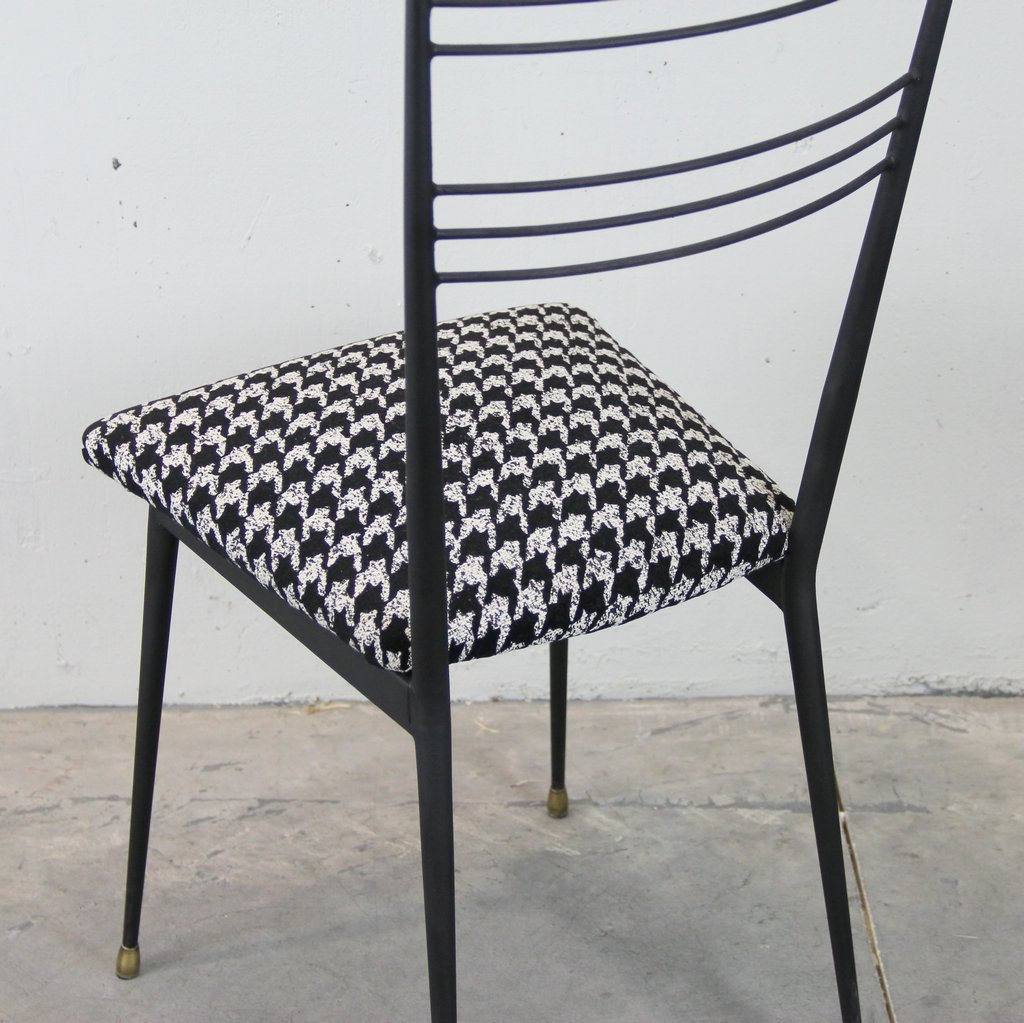 French Side Chair 1950s for sale at Pamono