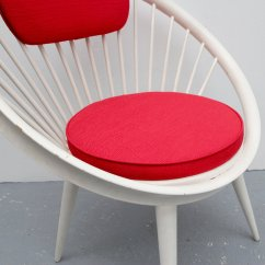 Co Chairs Circle Farmhouse Table And Set Chair By Yngve Ekström 1960s For Sale At Pamono