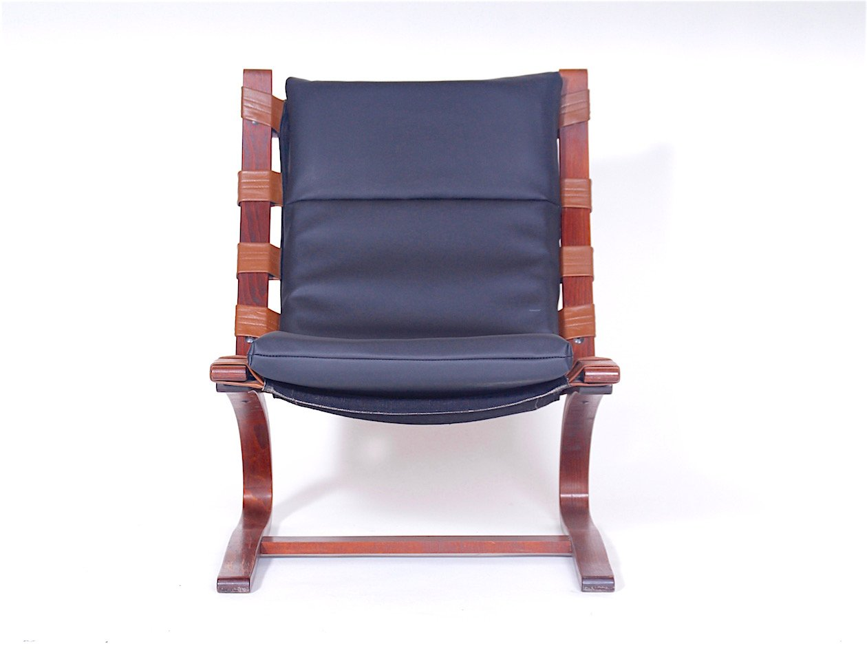 Elsa Chair Lounge Chair By Elsa Solheim 1970s For Sale At Pamono