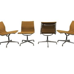 Swivel Chair Mustard Yellow Bedroom Homesense Vintage Ea108 Desk By Charles And Ray Eames For