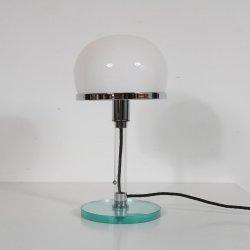 Lampe de Bureau Bauhaus par Wilhelm Wagenfeld, 1980s en ...