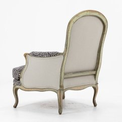 French Bergere Chair Wicker Wingback Chairs 18th Century 1790s For Sale At Pamono Price Per Piece