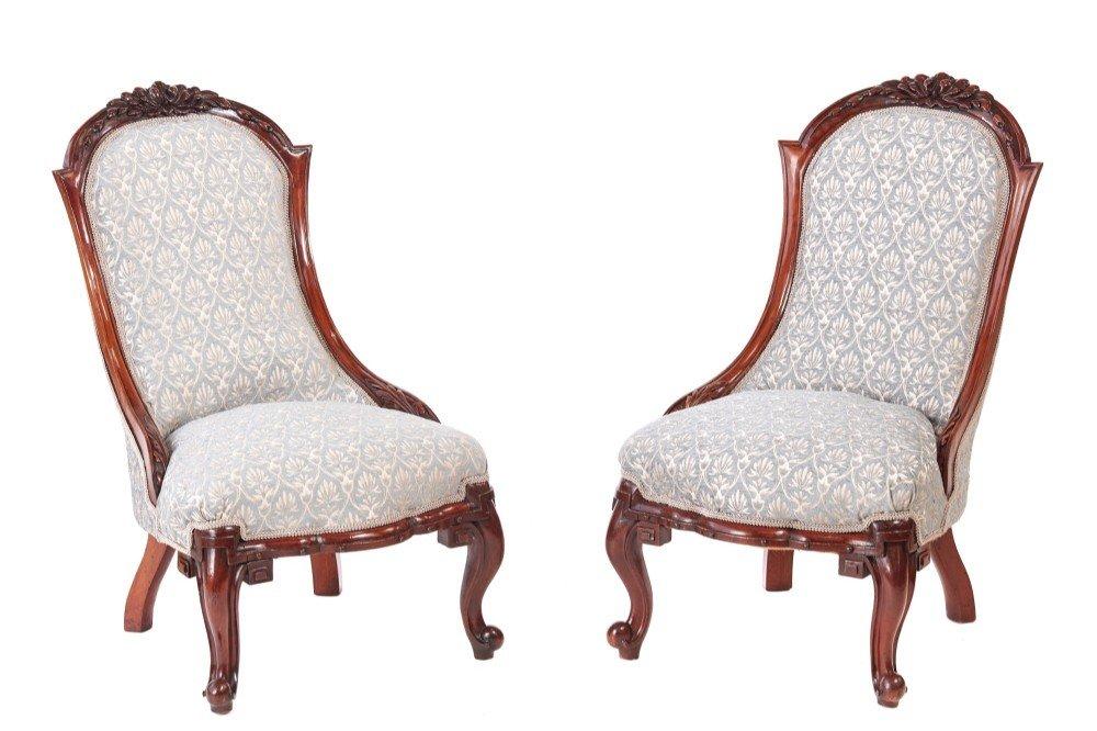 Sillas Victorianas