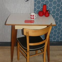 1950s Kitchen Table Cleaning Wood Cabinets Formica 500 From Muller For Sale At Pamono
