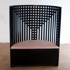 Charles Rennie Mackintosh Willow Chair Spinning Sofa Armchair By For Cassina 1970s 14 Price 4 058 00 Regular 533
