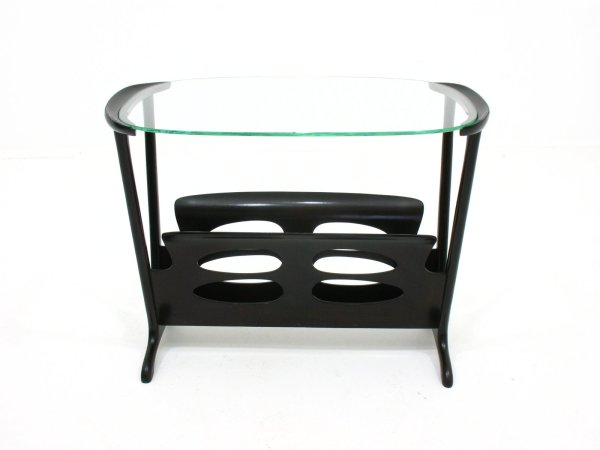 Italian Table With Rack 1960s Pamono