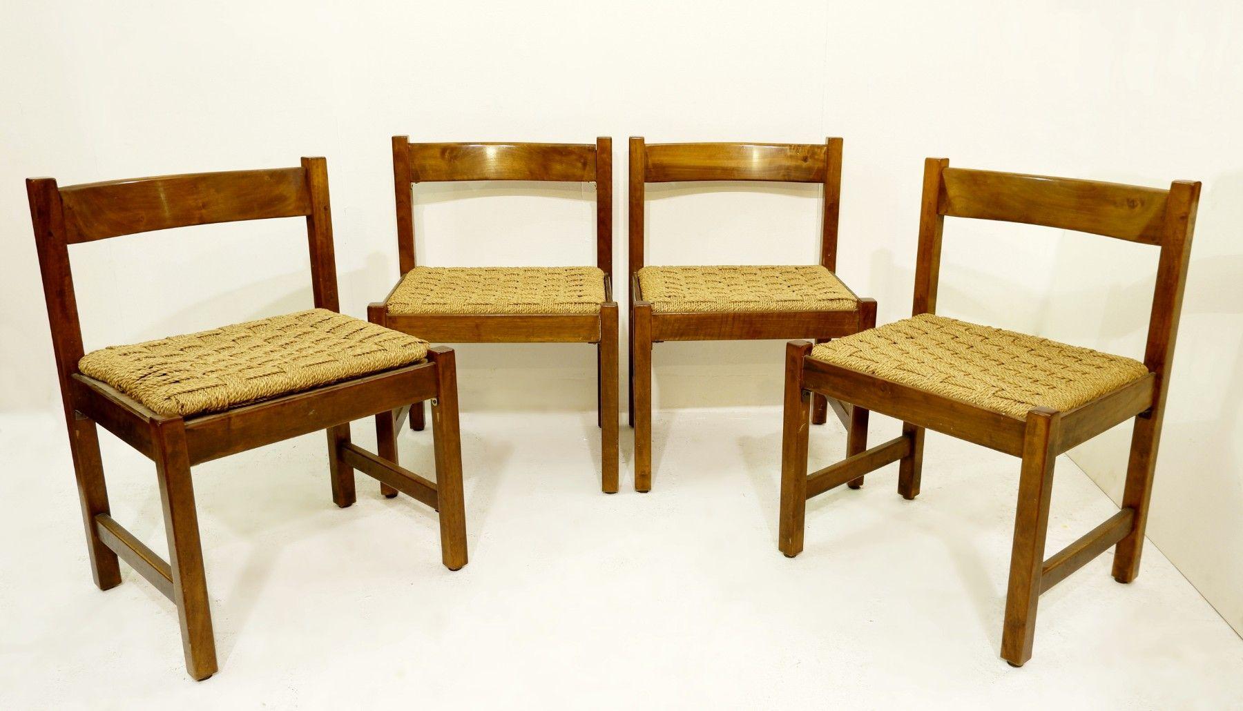 Set da pranzo di Giovanni Michelucci per Poltronova anni 60 in vendita su Pamono