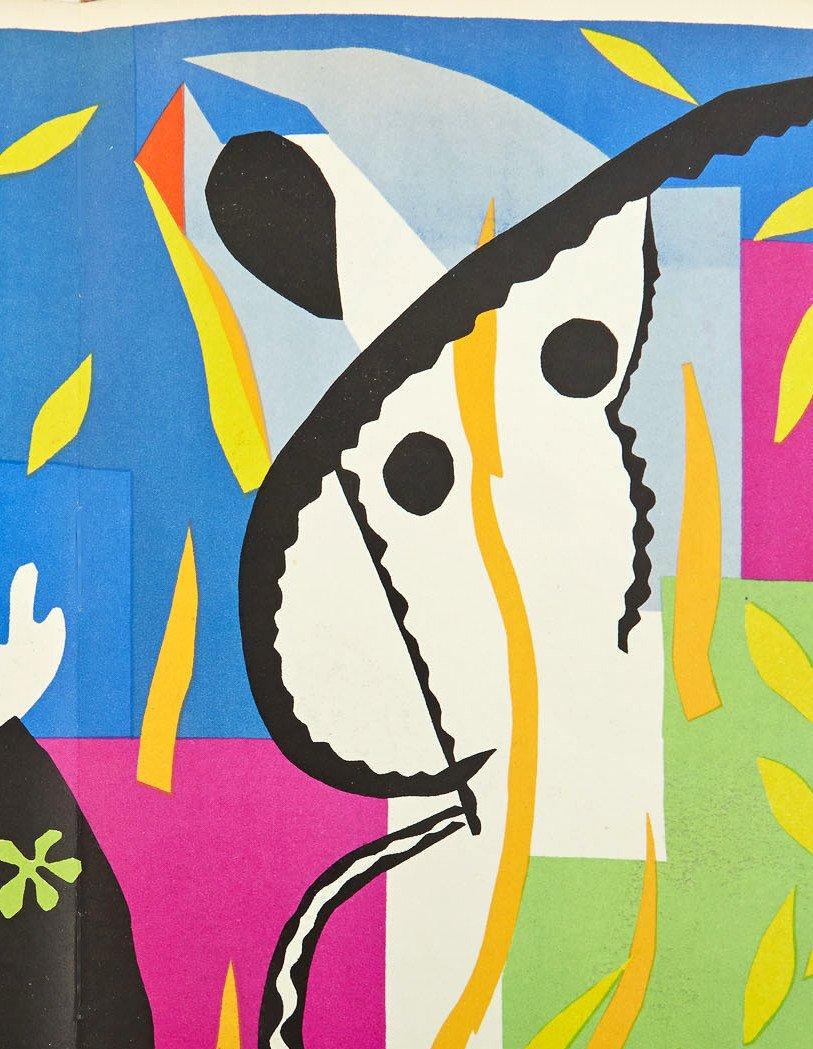 Henri Matisse La Tristesse Du Roi : henri, matisse, tristesse, Tristesse, Lithograph, Henri, Matisse,, Pamono