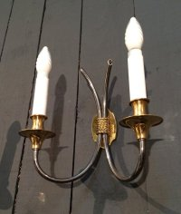 Vintage Sconces, 1970s, Set of 2 for sale at Pamono