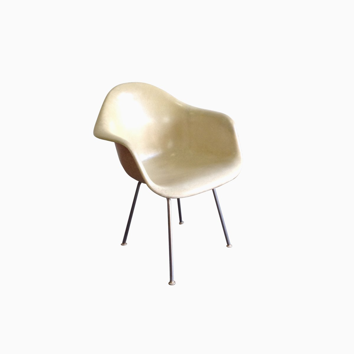 Vintage Chair by Charles Eames for sale at Pamono