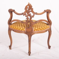 Louis Xv Chair Ergonomic Instructions Carved Walnut French Corner 1870 For Sale At Pamono Price Per Piece