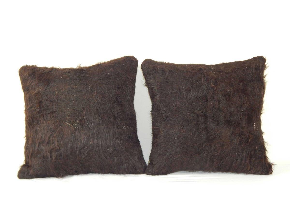 turkish siirt blanket cushion covers set of 2
