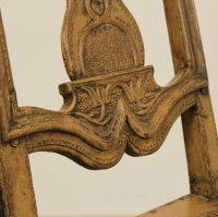 Antique Swedish Baroque Chairs, Set of 2 for sale at Pamono