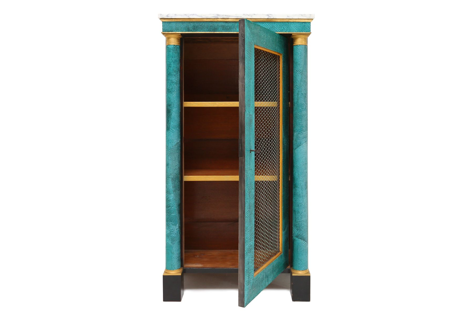 Decorative Neoclassical Cabinet for sale at Pamono
