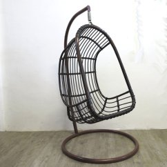 Hanging Chair Mitre 10 Metal Dining Chairs Ikea Egg Hammock Cientouno Sika Vintage Rattan Bamboo For Sale At Pamono