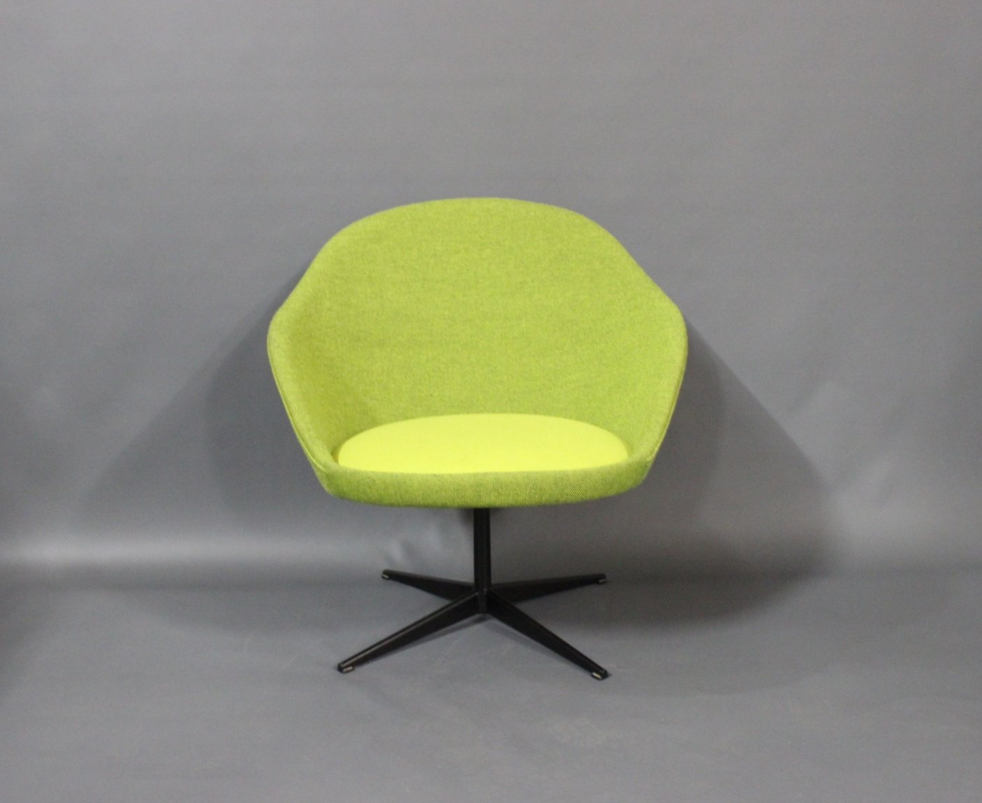 lime green chairs for sale bassett furniture danish lounge chair 1960s at pamono