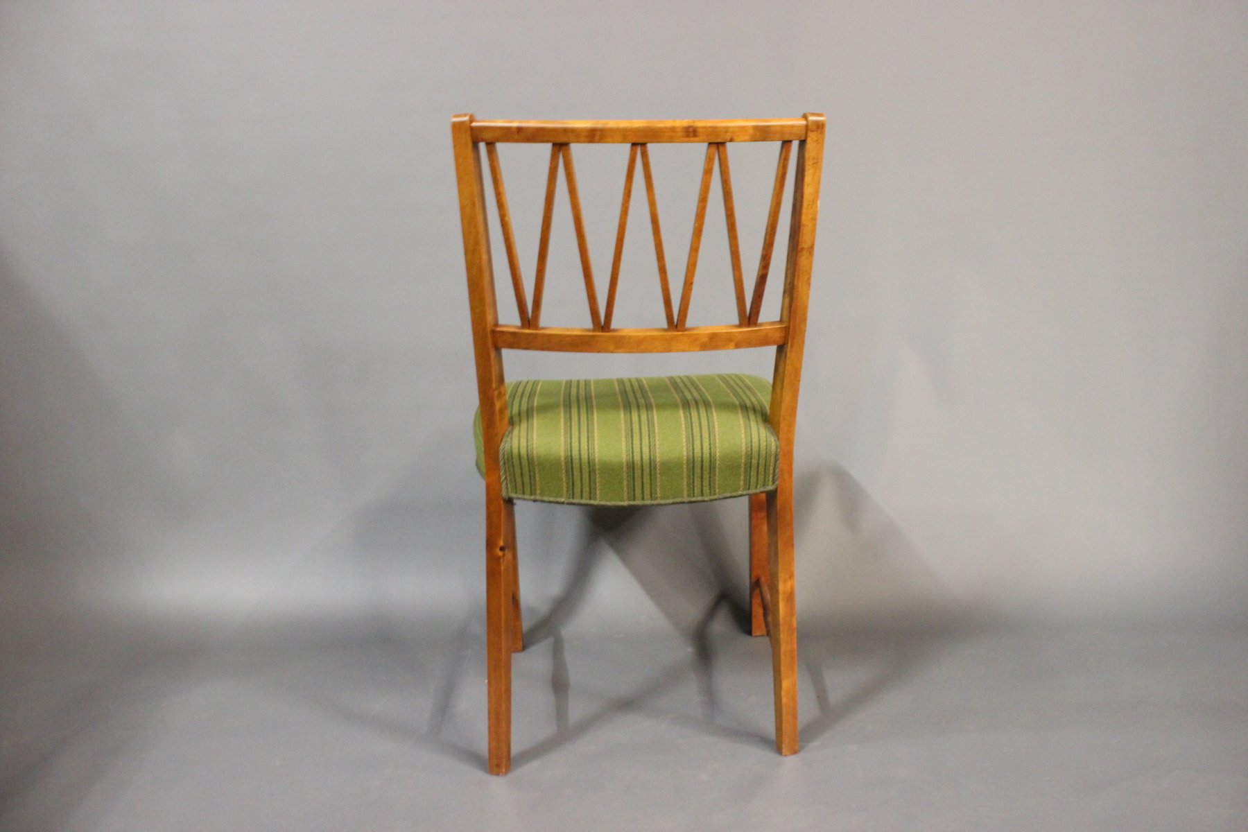 Dining Chairs Set Of 6 Danish Walnut Dining Chairs 1940s Set Of 6 For Sale At