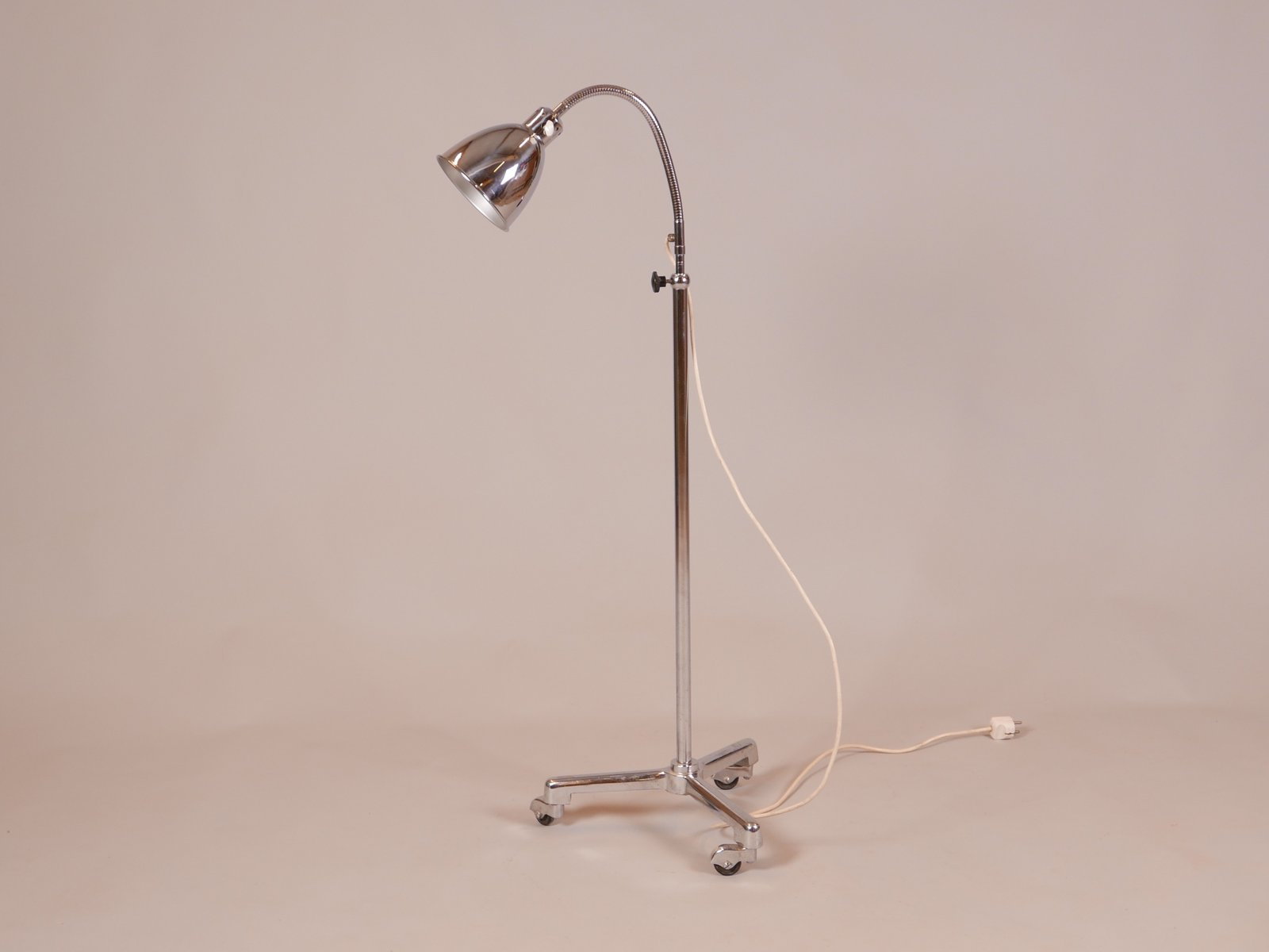Vintage German Industrial Lamp for sale at Pamono