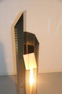 Skyscraper Sculptural Floor Lamp, 1970s for sale at Pamono