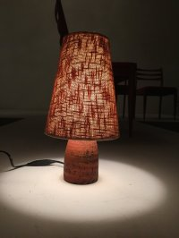 Mid-Century Ceramic Table Lamp, 1950s for sale at Pamono