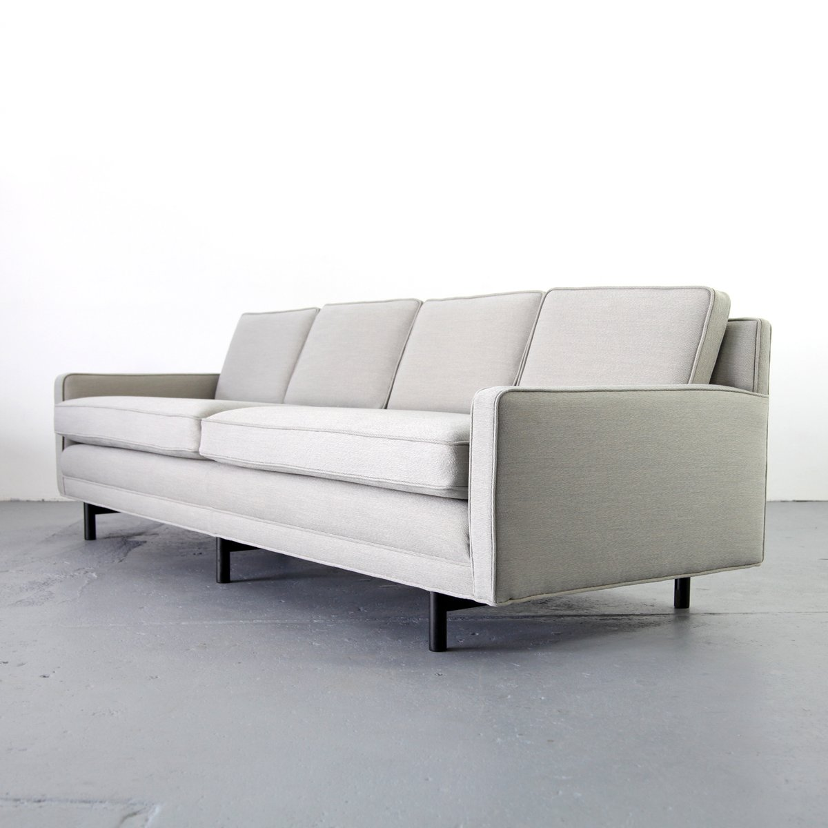 sofa 4 seater bed queen sleeper by paul mccobb for directional sale at