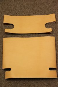 Leather Upholstery for Spanish Chair Model 2226 for sale ...